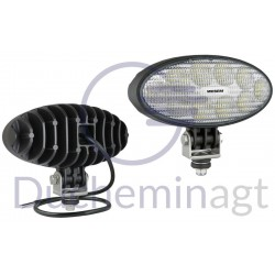 Phare de travail ovale LED