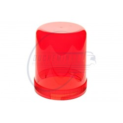 Coiffe pour gyrophare Rouge